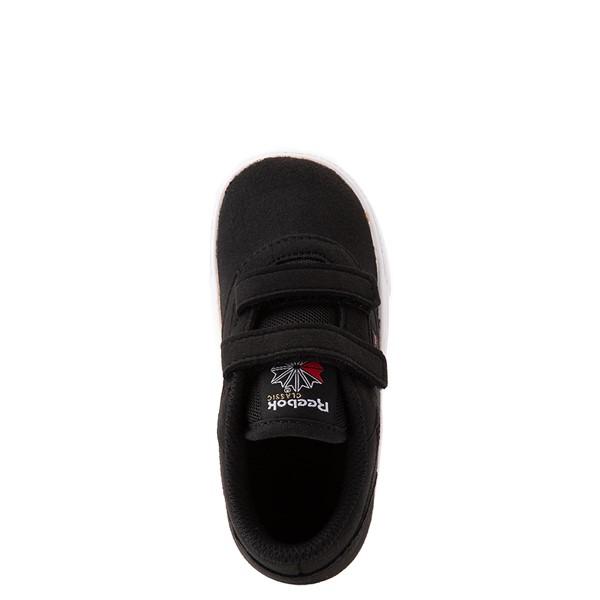 alternate view Reebok Club C Coast Athletic Shoe - Baby / Toddler - BlackALT2