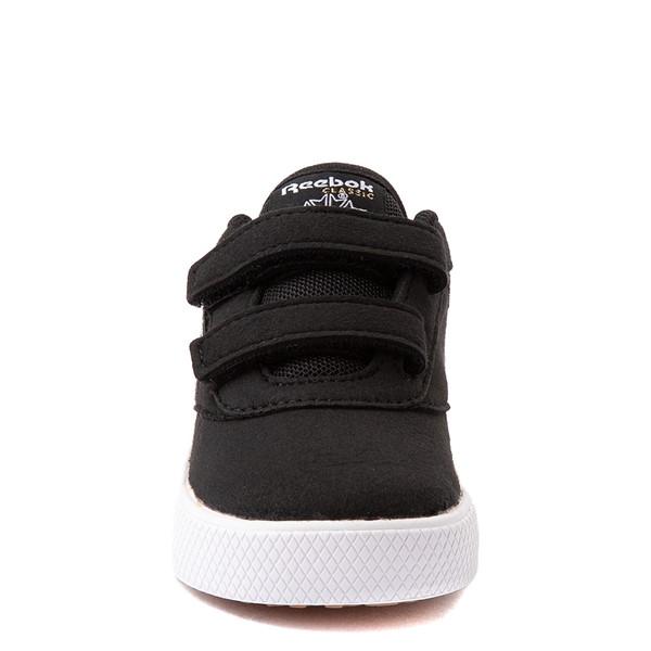 alternate view Reebok Club C Coast Athletic Shoe - Baby / Toddler - BlackALT4
