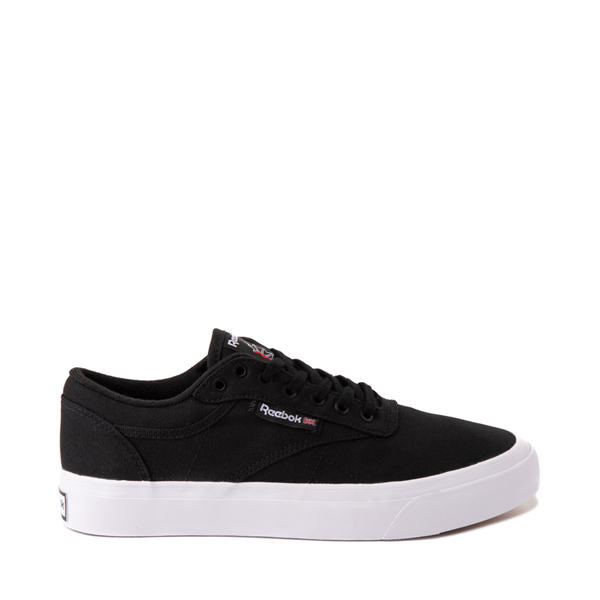 Main view of Womens Reebok Club C Coast Athletic Shoe - Black