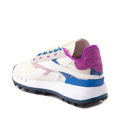 Alternate view of Womens Reebok Classic Legacy 83 Athletic Shoe - Chalk / Dynamic Blue