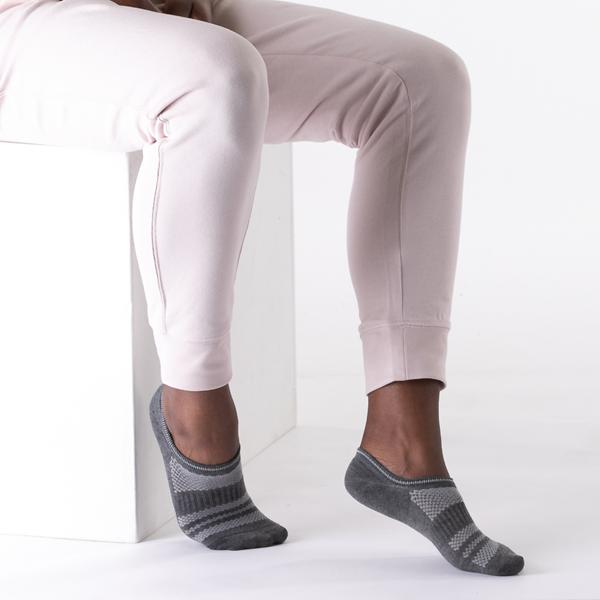 alternate view Womens Mesh Liners 5 Pack - Black / White / GrayALT1