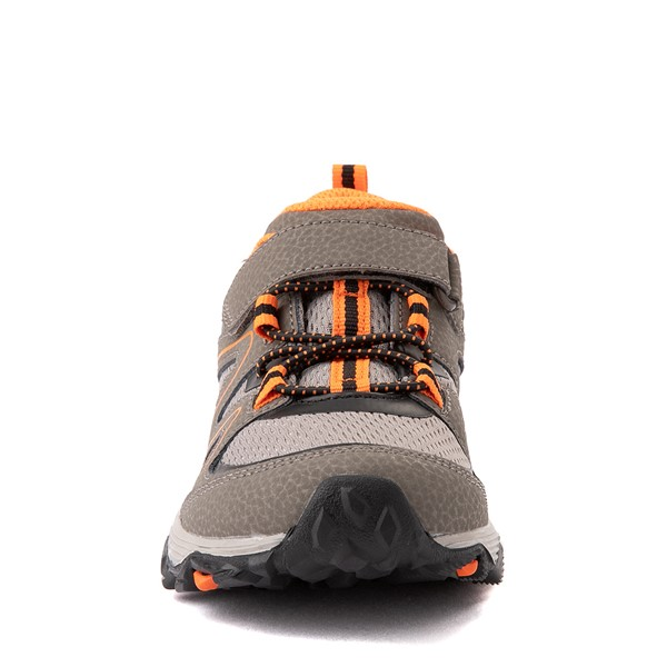alternate view Merrell Trail Quest Athletic Shoe - Little Kid / Big Kid - SmokeALT4