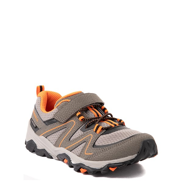 alternate view Merrell Trail Quest Athletic Shoe - Little Kid / Big Kid - SmokeALT5