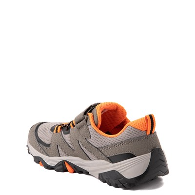 Alternate view of Merrell Trail Quest Athletic Shoe - Little Kid / Big Kid - Smoke