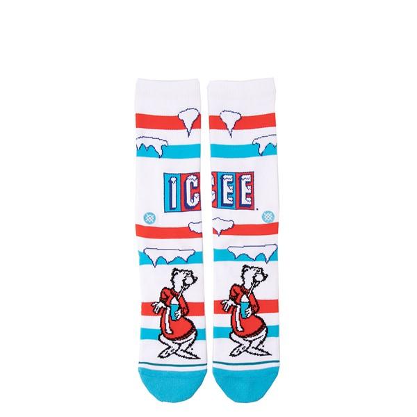 Mens Stance Icee Crew Socks - Multicolor