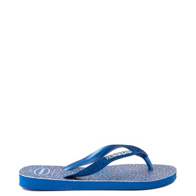Alternate view of Womens Havaianas Top Carnaval Sandal - Blue Star