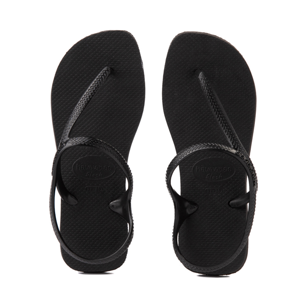 Womens Havaianas Flash Urban Sandal - Black