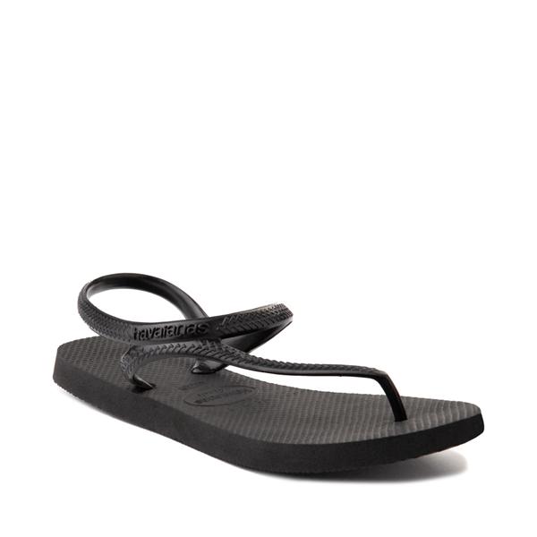 alternate view Womens Havaianas Flash Urban Sandal - BlackALT5