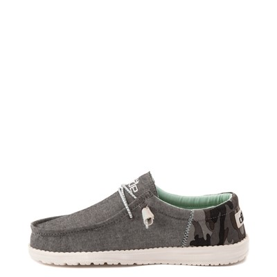 Alternate view of Mens Hey Dude Wally Funk Casual Shoe - Brown / Camo