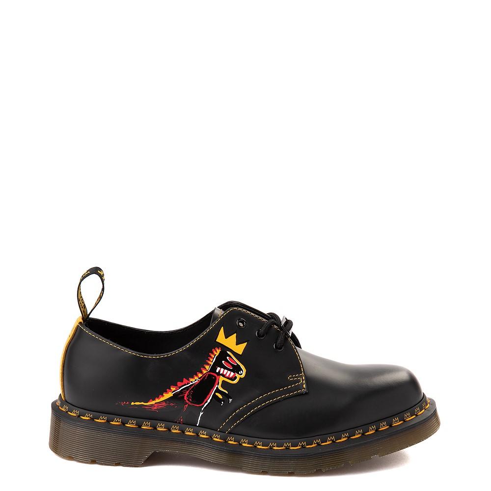 Dr. Martens x Basquiat 1461 Casual Shoe - Black / Multicolor