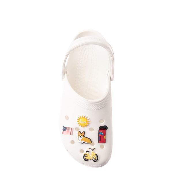 alternate view Crocs Jibbitz™ Summer Fun Shoe Charms 5 Pack - MulticolorALT1