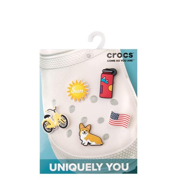 alternate view Crocs Jibbitz™ Summer Fun Shoe Charms 5 Pack - MulticolorALT2