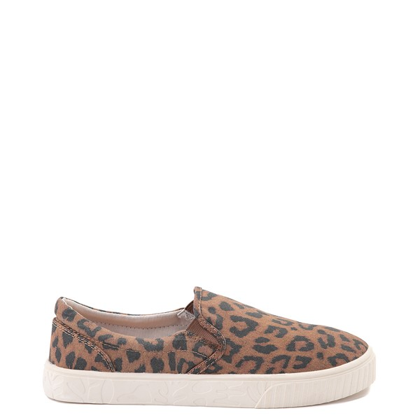Main view of Womens Cool Planet by Steve Madden Maisy Casual Shoe - Leopard