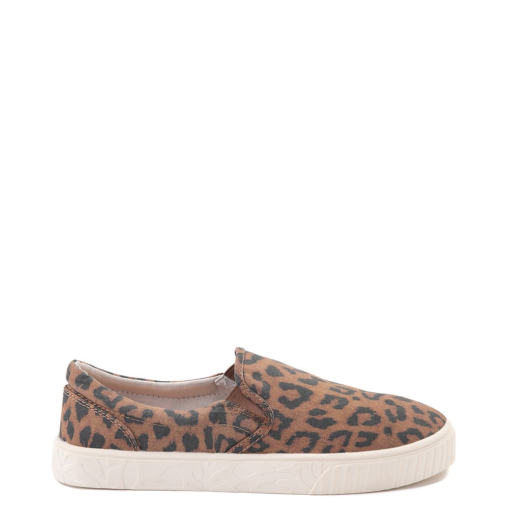 Womens Cool Planet by Steve Madden Maisy Casual Shoe - Leopard