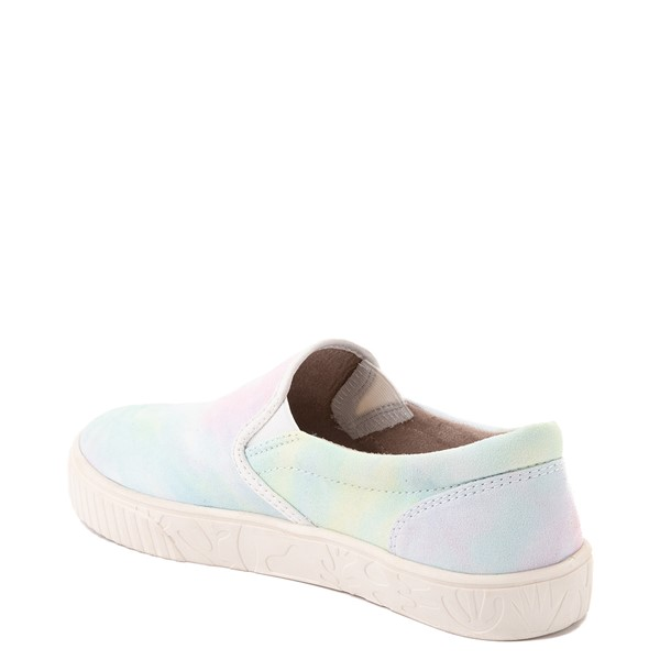 alternate view Womens Cool Planet by Steve Madden Maisy Casual Shoe - Pink / Tie DyeALT1