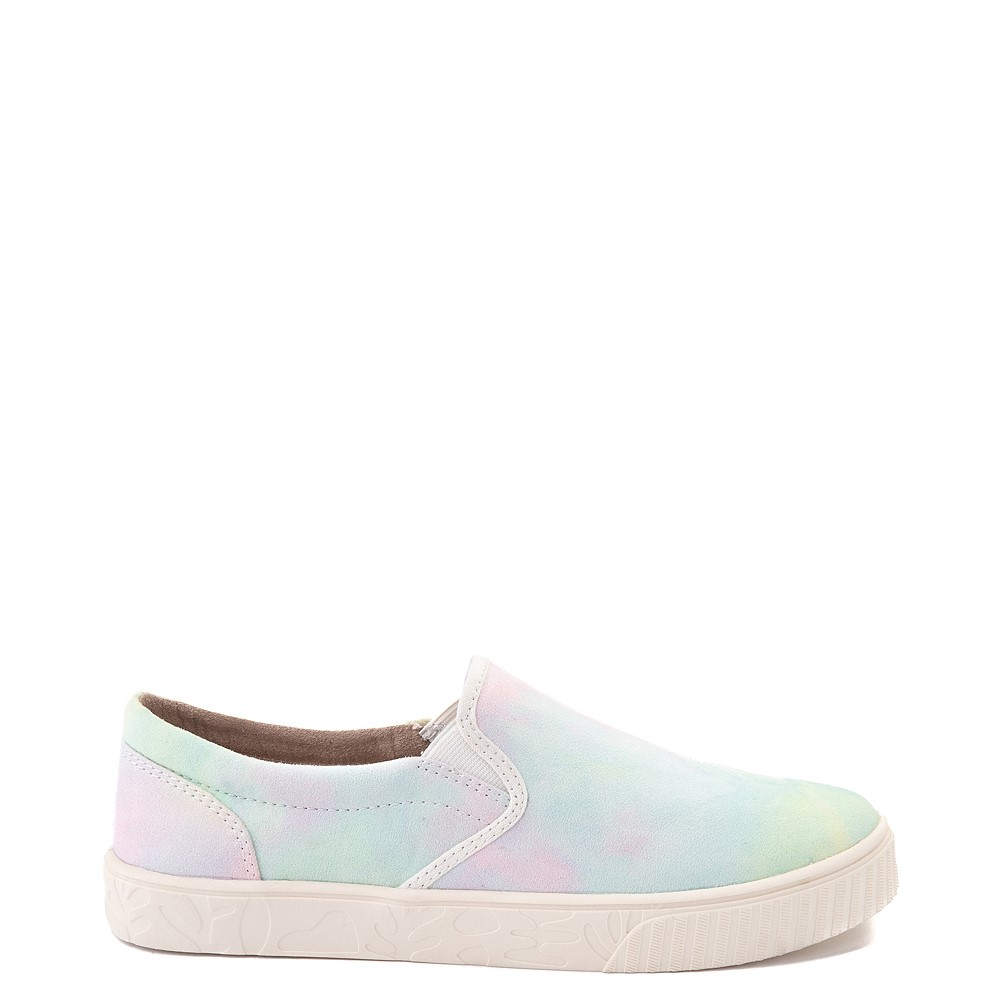Womens Cool Planet by Steve Madden Maisy Casual Shoe - Pink / Tie Dye