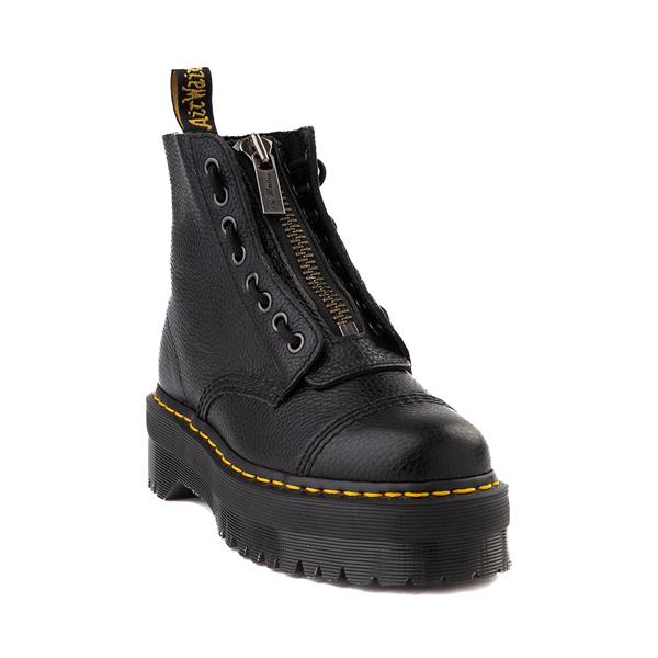 alternate view Womens Dr. Martens Sinclair Platform Boot - BlackALT5