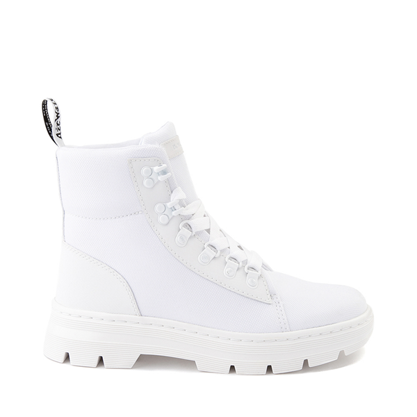 Main view of Womens Dr. Martens Combs Boot - White