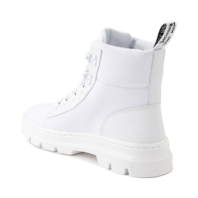 Alternate view of Womens Dr. Martens Combs Boot - White