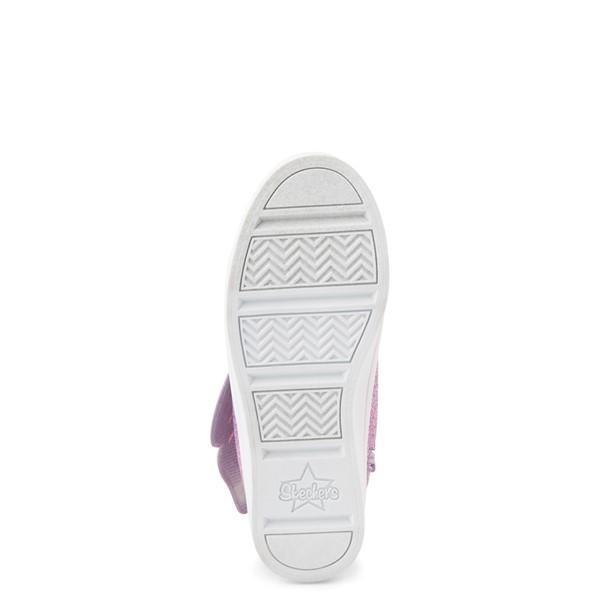 alternate view Skechers Twinkle Toes Twi-Lites Butterfly Wishes Sneaker - Little Kid - PinkALT3