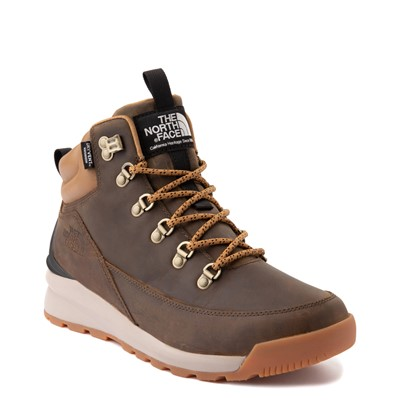 Alternate view of Men's Back To Berkley Mid Boot - Brown