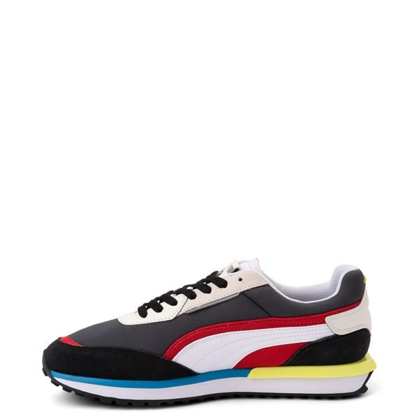 alternate view Mens Puma City Rider Athletic Shoe - MulticolorALT1B