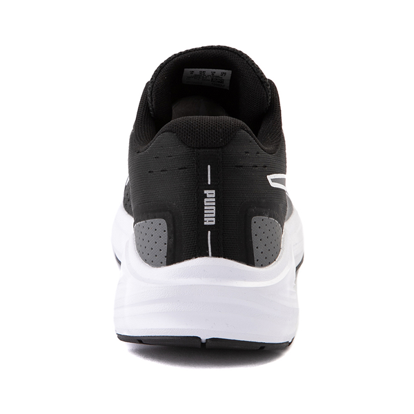 alternate view Mens Puma Aviator Athletic Shoe - Black / CastlerockALT4