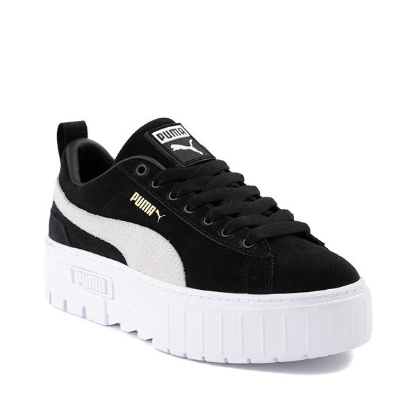alternate view Womens Puma Mayze Platform Athletic Shoe - BlackALT5
