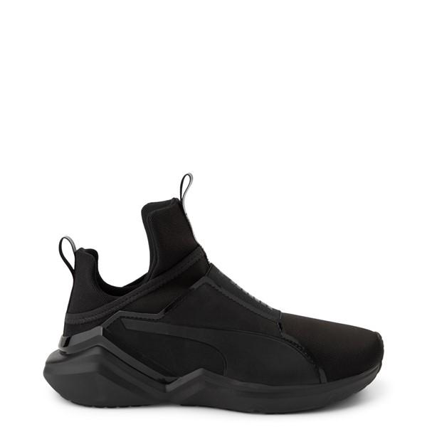 Womens Puma Fierce 2 Athletic Shoe - Black Monochrome