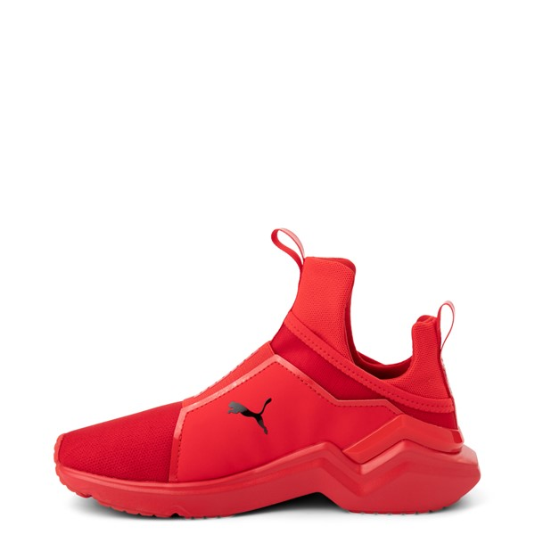 alternate view Womens Puma Fierce 2 Athletic Shoe - Red MonochromeALT1