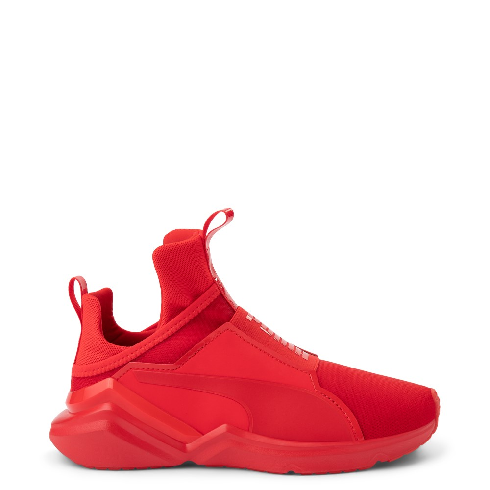 Womens Puma Fierce 2 Athletic Shoe - Red Monochrome