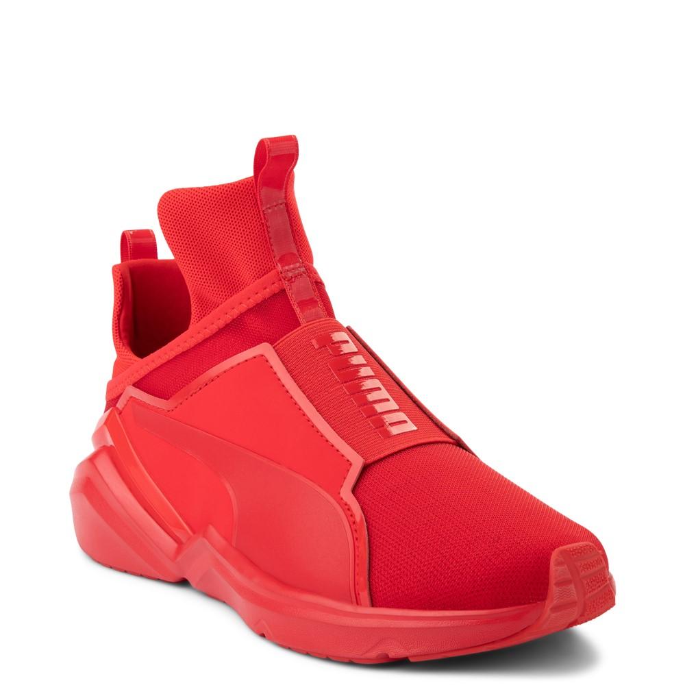 Womens Puma Fierce 2 Athletic Shoe - Red Monochrome | Journeys