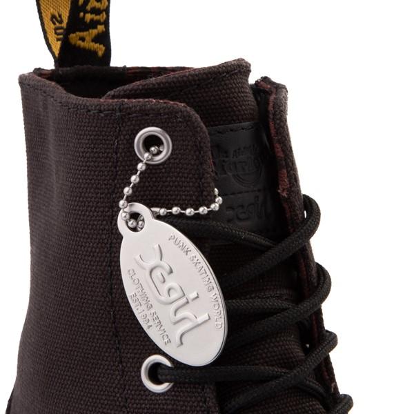 alternate view Dr. Martens x X-Girl Jadon Max Quad Boot - BlackALT2B