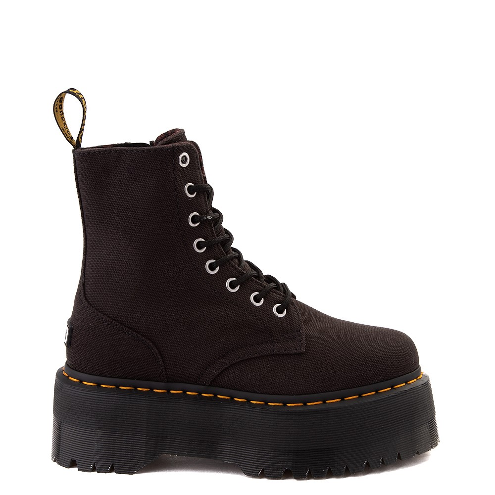 Dr. Martens x X-Girl Jadon Max Quad Boot - Black