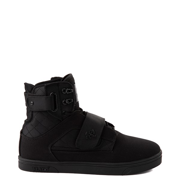 Mens Vlado Atlas II Athletic Shoe - Black Monochrome