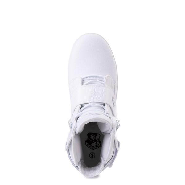 alternate view Mens Vlado Atlas II Athletic Shoe - White MonochromeALT2