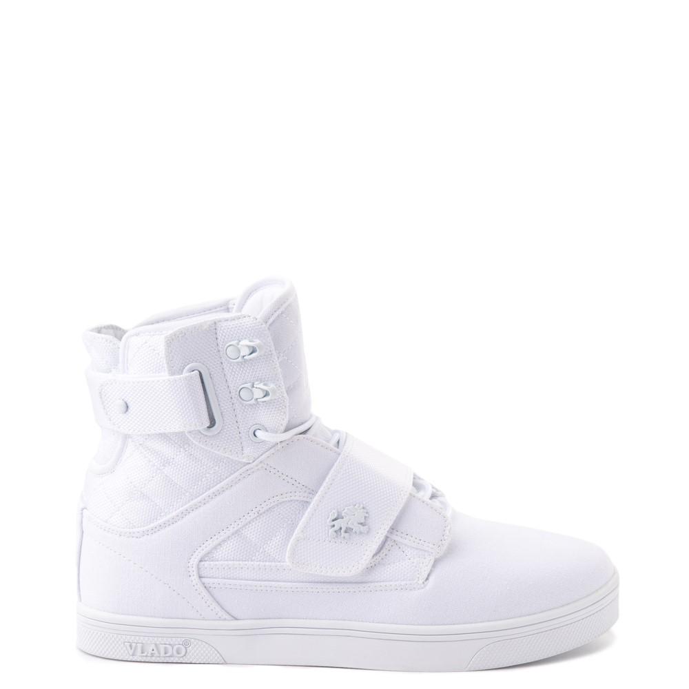 Mens Vlado Atlas II Athletic Shoe - White Monochrome