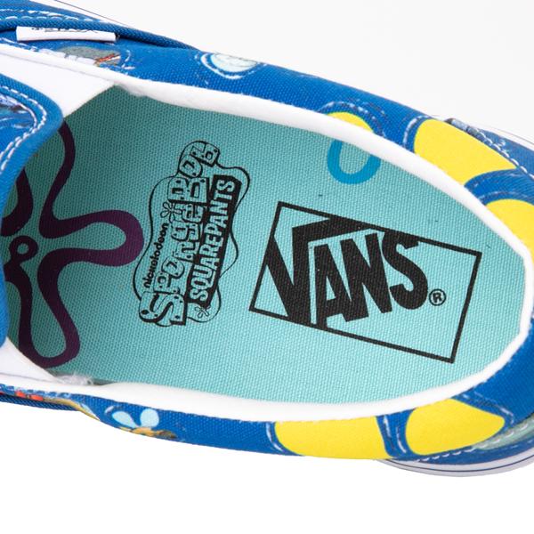 alternate view Vans x SpongeBob SquarePants™ Slip On Alohabob Skate Shoe - BlueALT2B