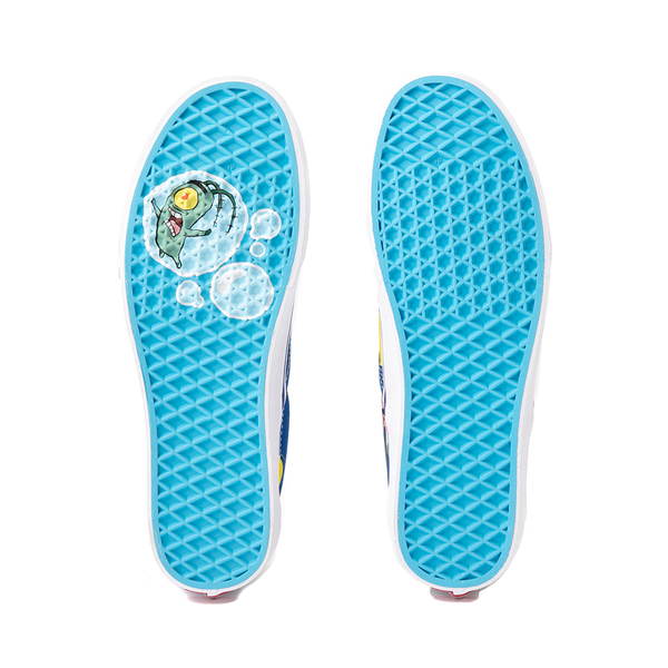 alternate view Vans x SpongeBob SquarePants™ Slip On Alohabob Skate Shoe - BlueALT3