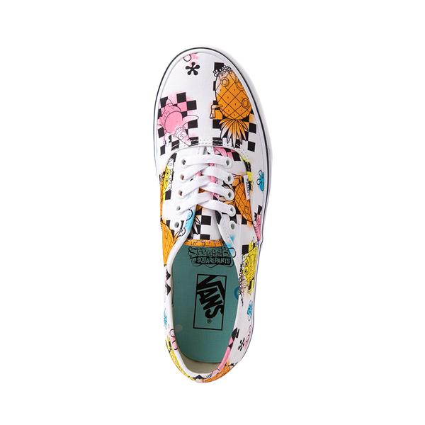 alternate view Vans x SpongeBob SquarePants™ Authentic Airbrush Skate Shoe - WhiteALT2