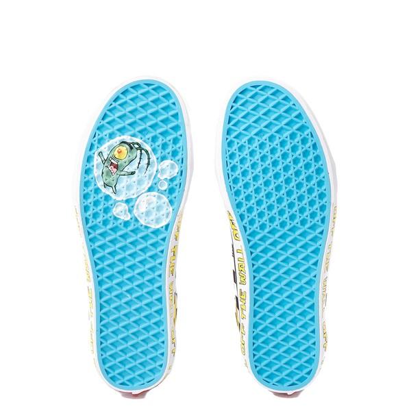 alternate view Vans x SpongeBob SquarePants™ Old Skool Checkerboard Skate Shoe - BlackALT3