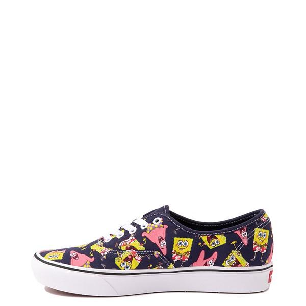 alternate view Vans x SpongeBob SquarePants™ Authentic ComfyCush® Alohabob Skate Shoe - PurpleALT1