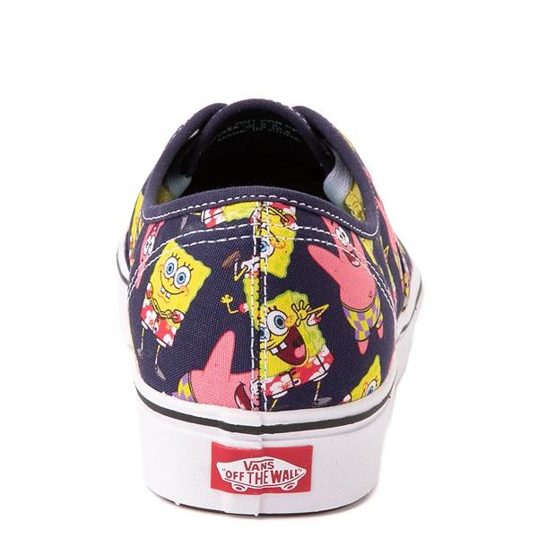 alternate view Vans x SpongeBob SquarePants™ Authentic ComfyCush® Alohabob Skate Shoe - PurpleALT4