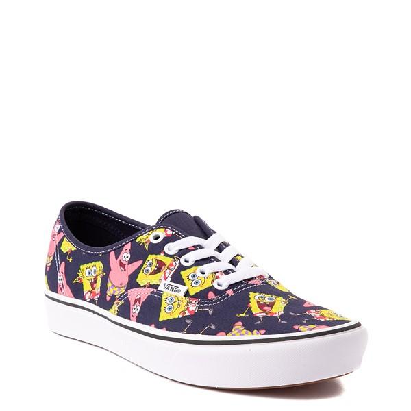 alternate view Vans x SpongeBob SquarePants™ Authentic ComfyCush® Alohabob Skate Shoe - PurpleALT5