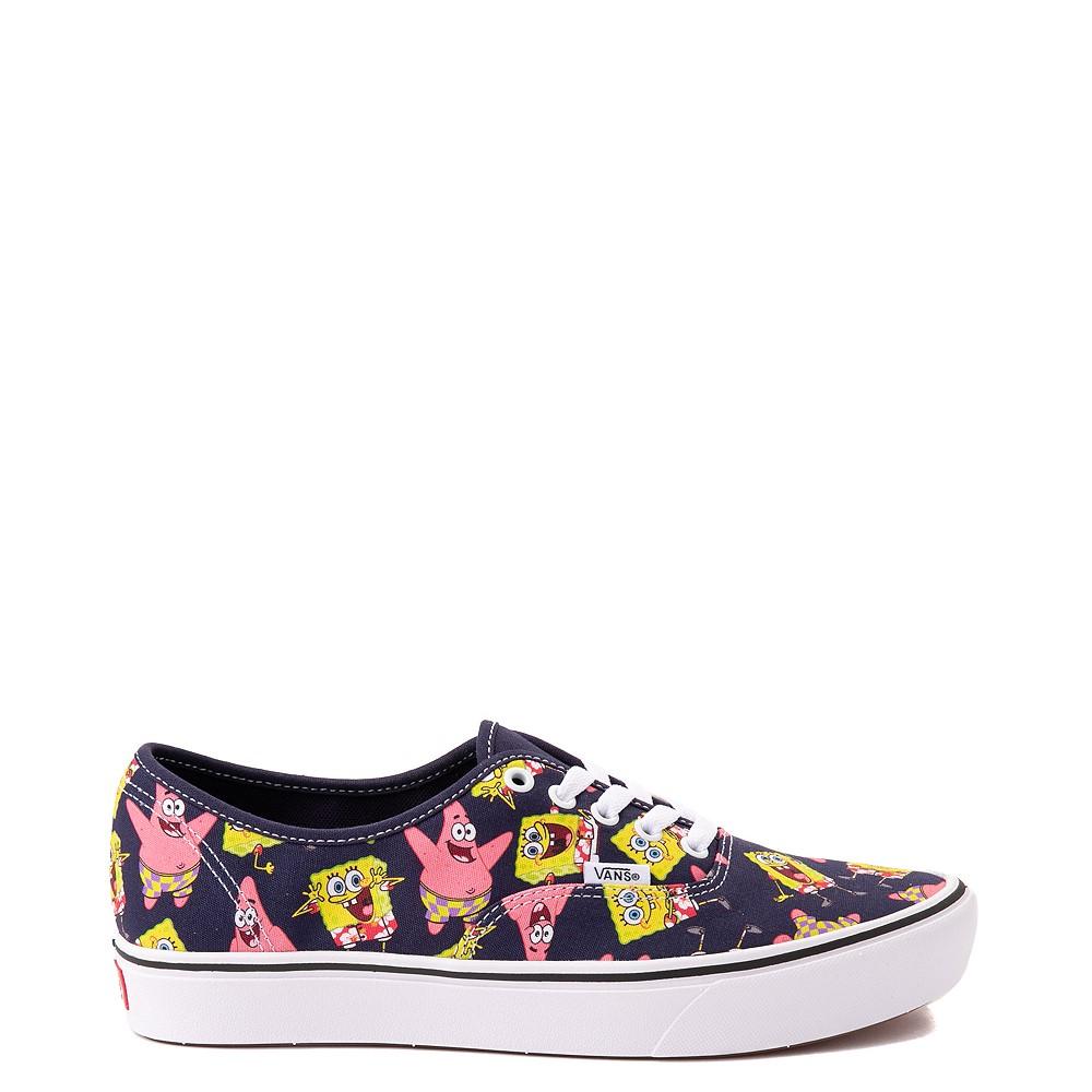 Vans x SpongeBob SquarePants™ Authentic ComfyCush® Alohabob Skate Shoe - Purple