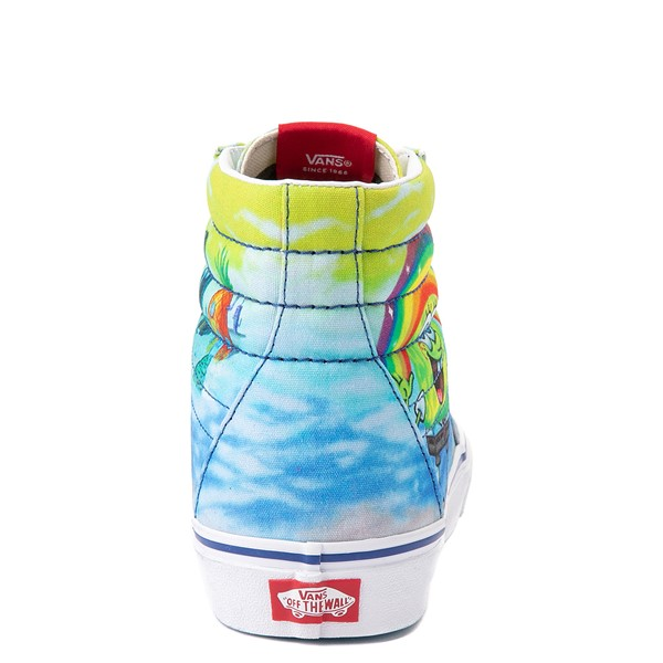 alternate view Vans x SpongeBob SquarePants™ Sk8 Hi Imaginaaation Skate Shoe - MulticolorALT4
