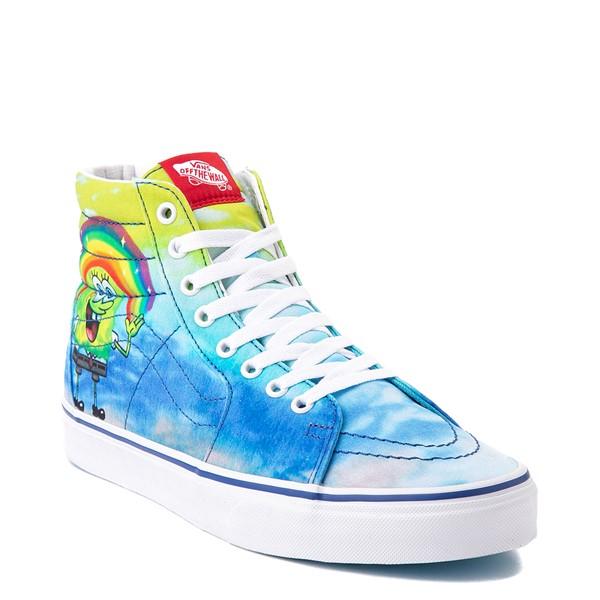 alternate view Vans x SpongeBob SquarePants™ Sk8 Hi Imaginaaation Skate Shoe - MulticolorALT5