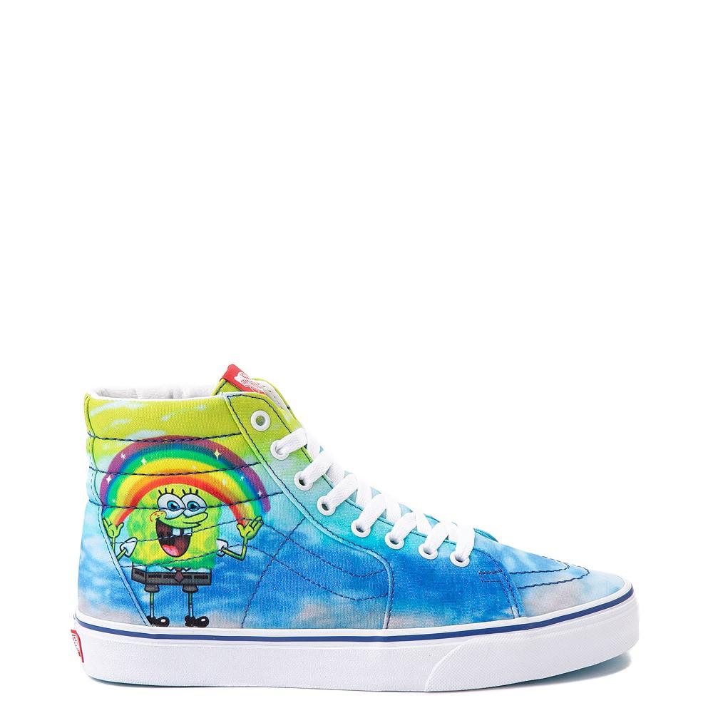 Vans x SpongeBob SquarePants™ Sk8 Hi Imaginaaation Skate Shoe - Multicolor