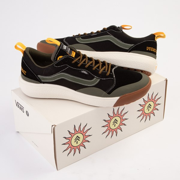 alternate view Vans X Parks Project UltraRange Exo SE Sneaker - Black / Grape LeafALT1C