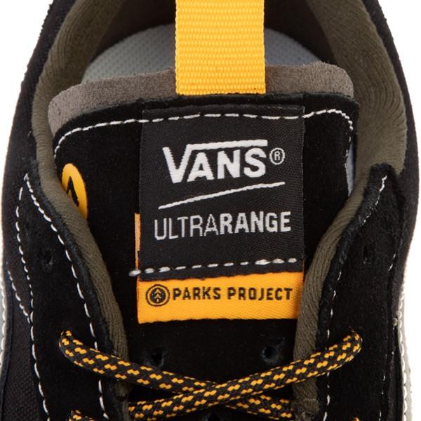 alternate view Vans X Parks Project UltraRange Exo SE Sneaker - Black / Grape LeafALT2B